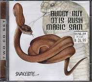 Buddy Guy / Otis Rush / Magic Sam CD