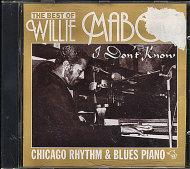 Willie Mabon CD