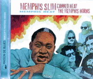 Memphis Slim & Canned Heat CD