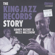 Sidney Bechet & Mezz Mezzrow CD
