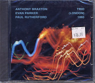 Anthony Braxton / Evan Parker / Paul Rutherford CD