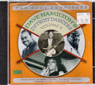 Dave Hamilton's Detroit Dancers CD