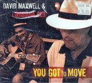 David Maxwell & Louisiana Red CD