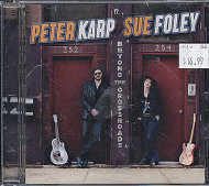 Peter Karp / Sue Foley CD