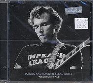 Jorma Kaukonen & Vital Parts CD