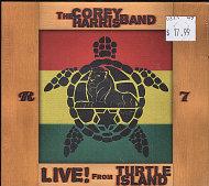 Corey Harris Band CD