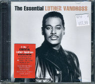 Luther Vandross CD