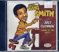 "Huey ""Piano"" Smith CD"