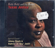 Kay Kay and the Rays CD