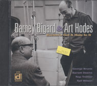 Barney Bigard & Art Hodes CD