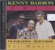 Kenny Barron Trio CD