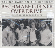 Bachman-Turner Overdrive CD