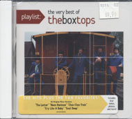 The Box Tops CD