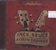 Jack Bruce / Robin Trower CD