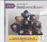 Blood, Sweat and Tears CD
