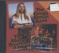 The Gregg Allman Band / The Allman Brothers Band CD