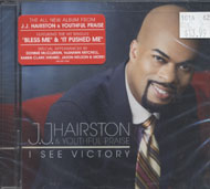 J.J. Hairston / Youthful Praise CD