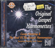 The Original Gospel Harmonettes CD