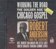 Robert Anderson and The Caravans CD