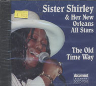 Sister Shirley & Her New Orleans All Stars CD