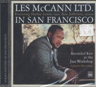 Les McCann LTD. CD