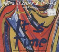 "Kahil El ""Zabar's Ethnics CD"