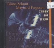 Diane Schuur / Maynard Ferguson CD