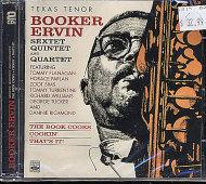 Booker Ervin Sextet, Quintet And Quartet CD