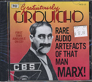 Groucho Marx CD