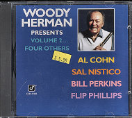 Woody Herman Presents: Volume 2...Four Others CD