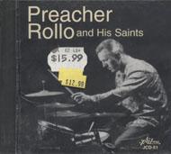 Preacher Rollo and His Saints CD