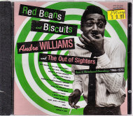 Andre Williams And The Out Of Sighters CD
