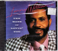 Lenny Williams CD