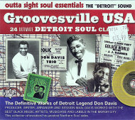 Groovesville USA: Detroit Soul Classics CD
