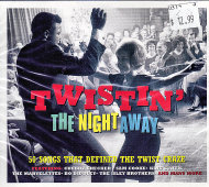 Twistin' the Night Away CD