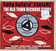 Good Rockin' Tonight: The Old Town Records Story CD