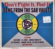 Don't Fight It, Feel It: Gems from the Sar Vaults CD