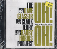 Dave Glasser / Clark Terry / Barry Harris CD