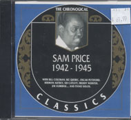 Sam Price CD