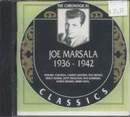 Joe Marsala CD