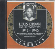 Louis Jordan & His Tympany Five CD