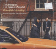 Tom Dempsey / Tim Ferguson Quartet CD