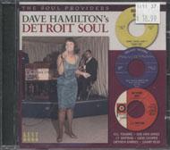 Dave Hamilton's Detroit Soul CD