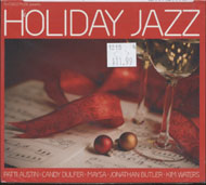 Holiday Jazz CD