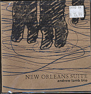Andrew Lamb Trio CD
