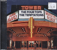 The Four Tops / The Temptations CD