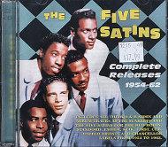 The Five Satins CD