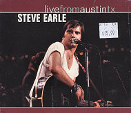 Steve Earle CD