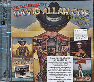 The Illustrated David Allan Coe CD