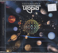 Todd Rundgren's Utopia CD